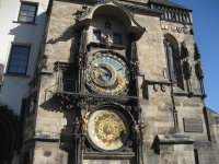 Prague Clock, Czech Republic