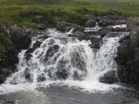 Mountain stream Isle of Skye