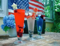 Yankee Doodle Cocktails