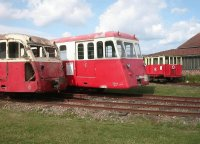 De Dion-Bouton OC1 and OC2 railcars
