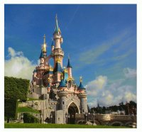 Disneyland Paris Sleeping Beauty Castel