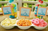 Cute Pool Party Snacks