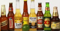 Popular Mexican Beers-Cheers!