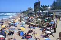 Beach days Umhlanga Rocks