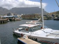 Cape Town Water Front
