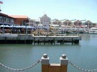 Cape Town Water Front 1