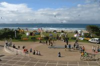 Sun coast Beach Kiting - Durban