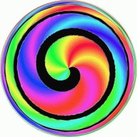 Psychedelic Swirl