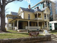Thomas Wolfe 's home