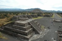Teotihuacan-view