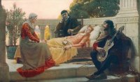 E B Leighton- How Lisa Loved The King