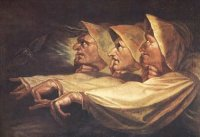 Henry Fuseli - Three Witches.