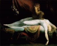 Henry Fuseli -Nightmare