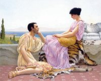 J. W. Godward-Youth and Time
