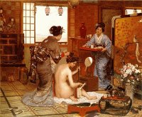 The Japanese Toilette