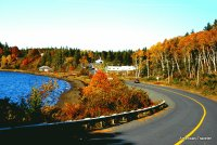 Fall on Campobello Island