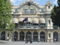 Customs House, Barcelona, Spain