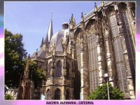 AACHEN ALEMANIA - CATEDRAL