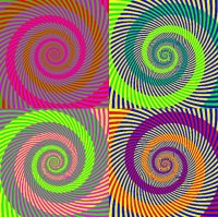 Spiral of Color