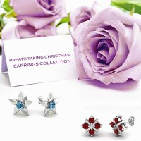 Breath Taking Christmas Earrings Collection