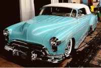 Early 50s car