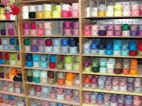 Colorful Perle Cotton Threads