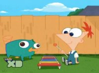 perry y phineas bebes