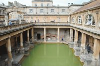 Bath England pool