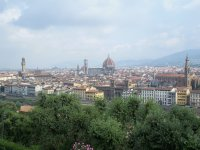 View on Firenze - Italy