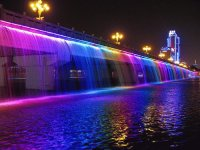 Moonlight Rainbow Fountain