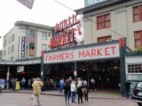 Pikes Market Seattle