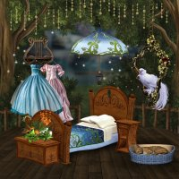 Fantasy Girly Room-Deviant Art