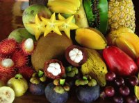 Exotic Fruits and Vegtables