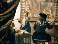The-Art-of-Painting,-Jan-Vermeer.
