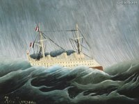 The-Ship-in-the-Storm,-Rousseau