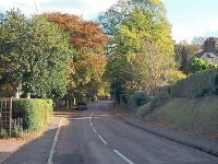 Quarry Road at Stanton-by-Dale