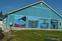 Murals in Maine