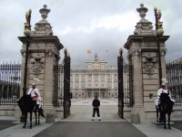 Palacio Real, Madrid.