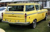 1971 Checker Marathon wagon