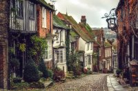 Mermaid Street-Sussex