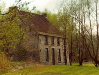 Van Gogh 's home in Cuesmes