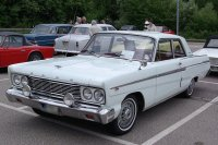 1965 Ford Fairlane 500 2-door sedan