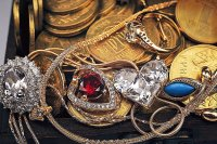 Luxury Jewelry and Gold Coins