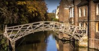 Mathematical Bridge Cambridge England