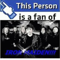Iron Maiden - Fan
