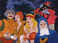 He Man Cartoon - 1
