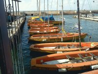 boats in jaffa