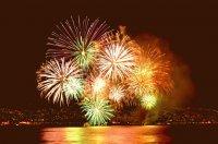 Feliz año nuevo Viña del Mar