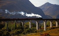 Train in Scotland