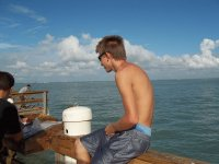 fishing at sanibel